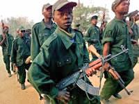 Ny detaljeret dokumentation om brugen af børnesoldater